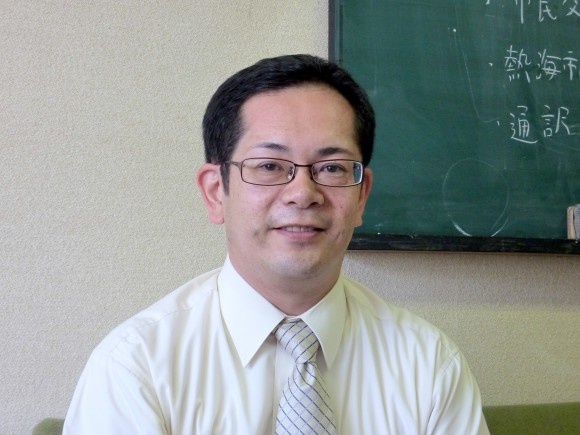 小川事務局長