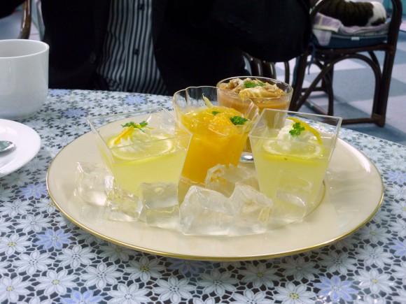 熱海「菓子の木」の水菓子