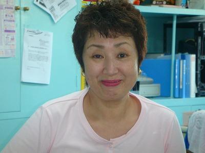 小林夫人はリハビリトレーナー