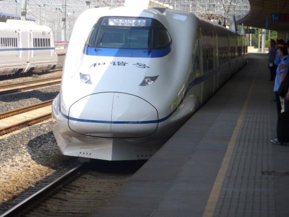 中国・新幹線の顔