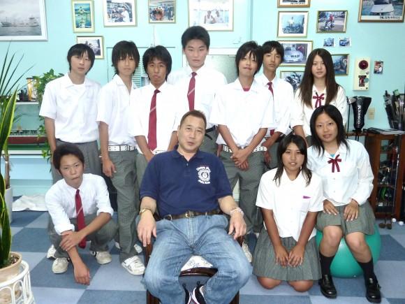 熱海高校ヨット部員、インターハイ出場目指して