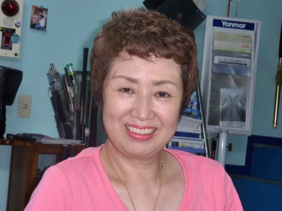 熱海マリーナ、小林夫人
