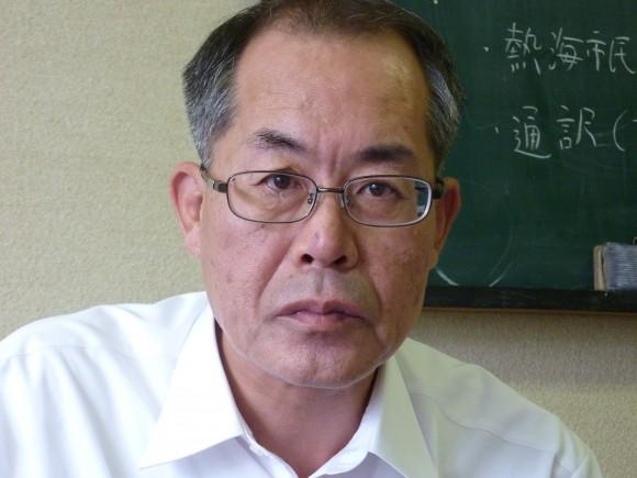 小泉市民福祉部長