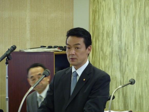 橋本観光福祉委員長