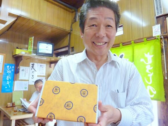 今評判の10円饅頭は田中議員がオーナー