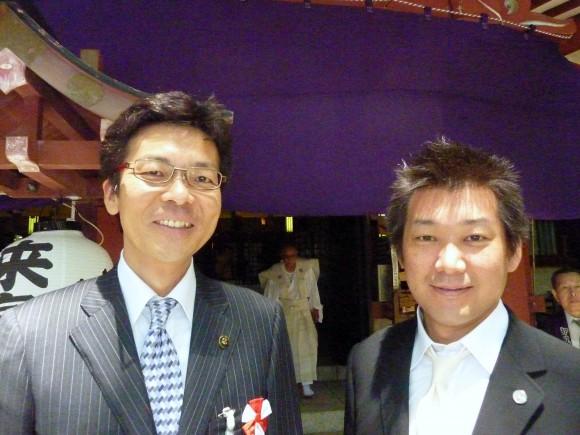 斉藤栄熱海市長