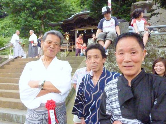 小松、海野、村山の各氏(左より)