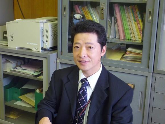 藤間議会事務局職員