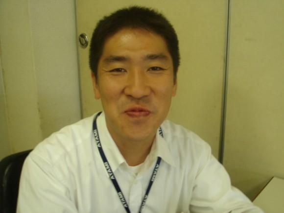 佐藤財政課職員