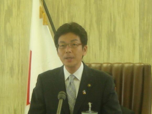 斉藤熱海市長