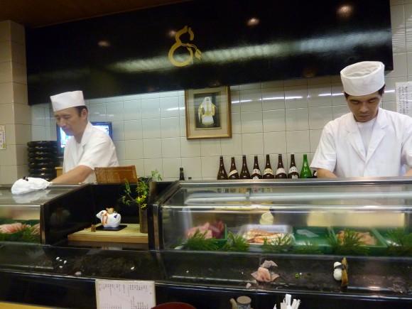 「ひょうたん寿司」
