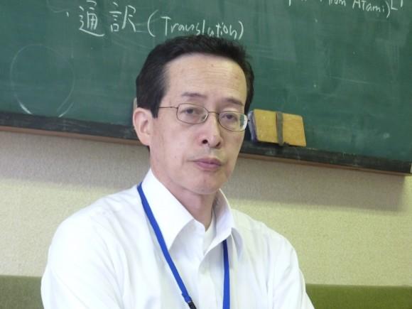 吉澤監査事務室長