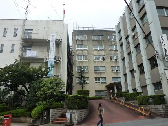 熱海市役所外観