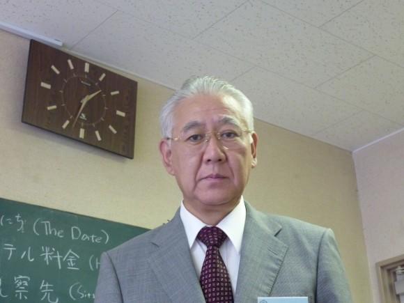 高田福祉事務所長