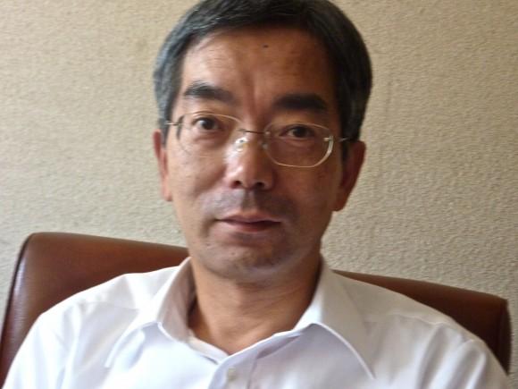 小川洋一財政課長