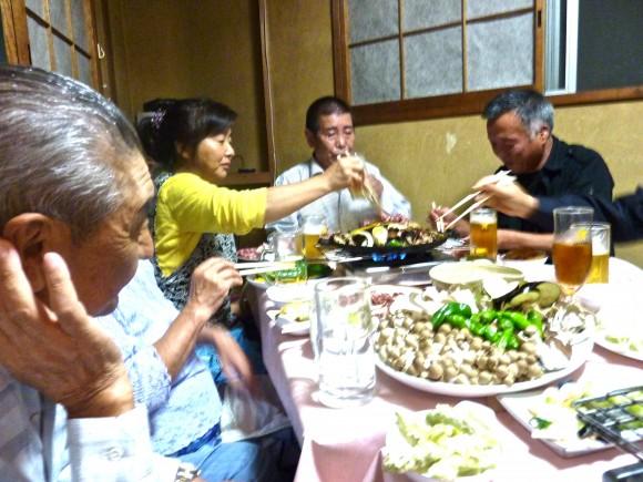 ひつじや2階で北海道人会