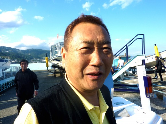 小林常男氏