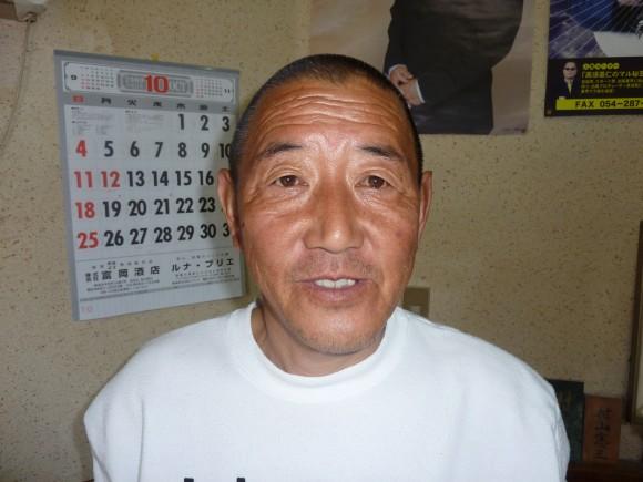佐口静男氏(佐口農園)