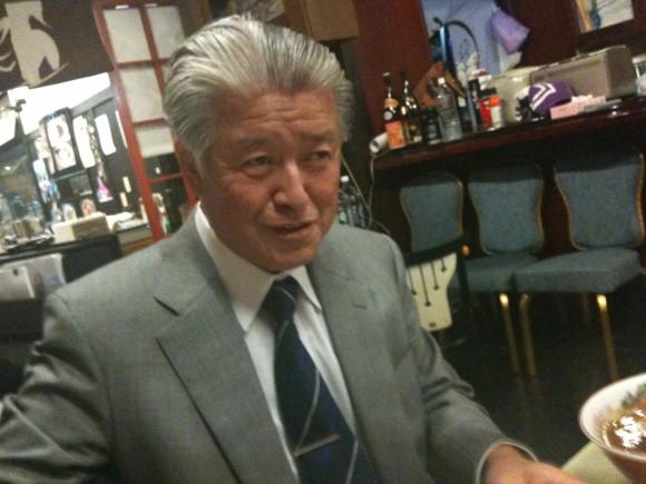高橋弘会長