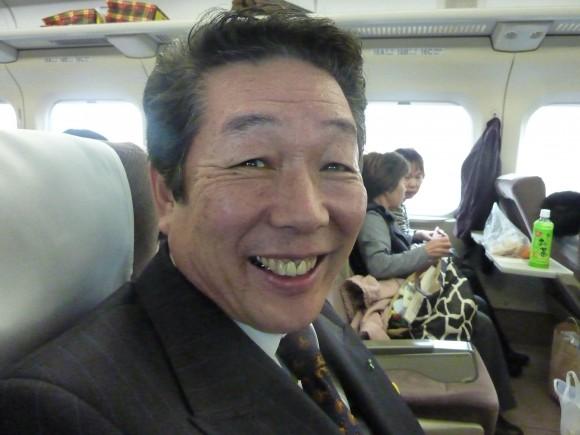 平石啓三郎氏