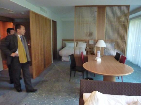 迎賓館特別室