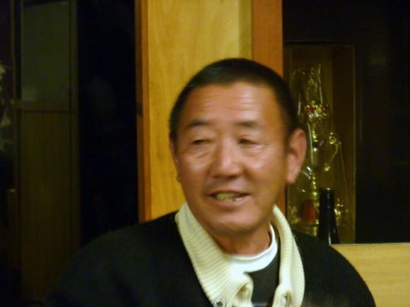 佐口静男氏