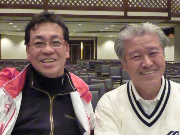 アキラさんと高橋会長