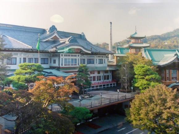 箱根宮ノ下「富士屋ホテル」