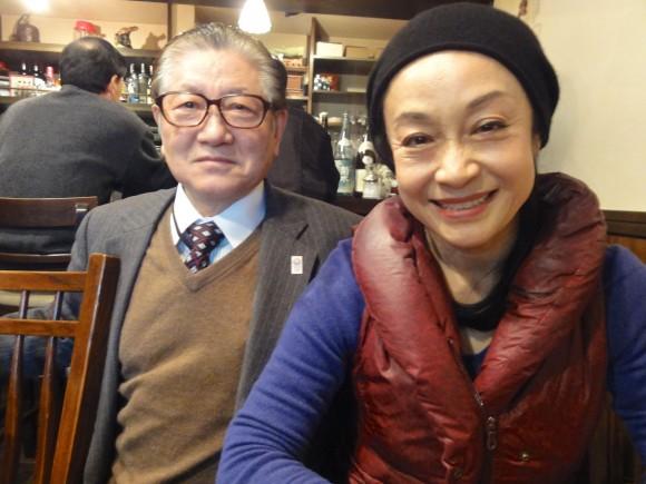 二宮さよ子&石森史郎氏