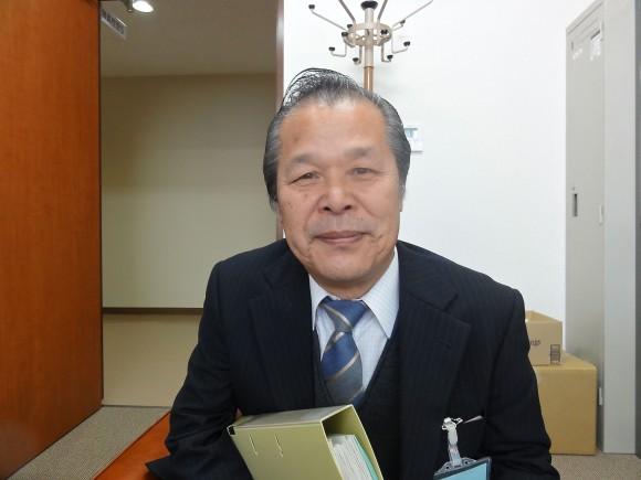 澤田建設部長