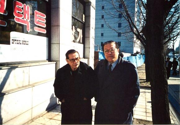 田畑義夫&世志凡太さん