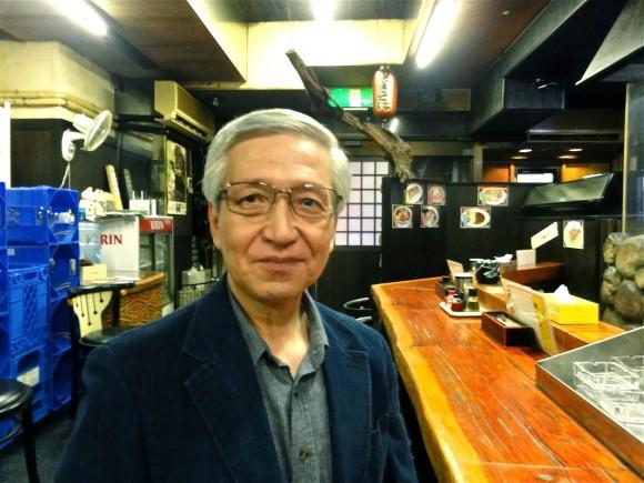 遠藤邦夫氏