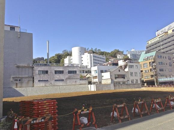新消防庁舎建設予定地