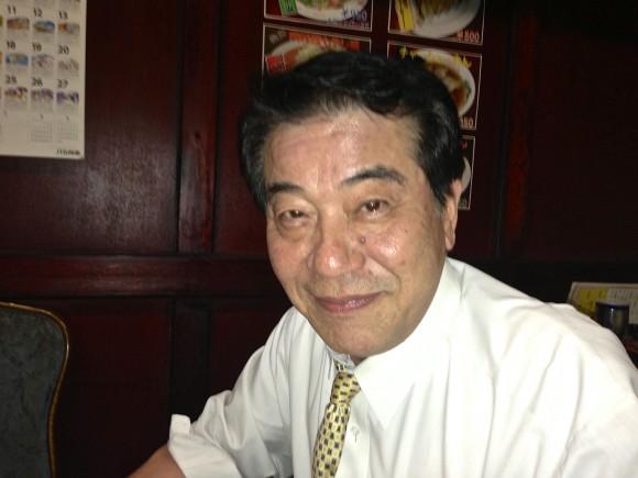 矢野憲司氏