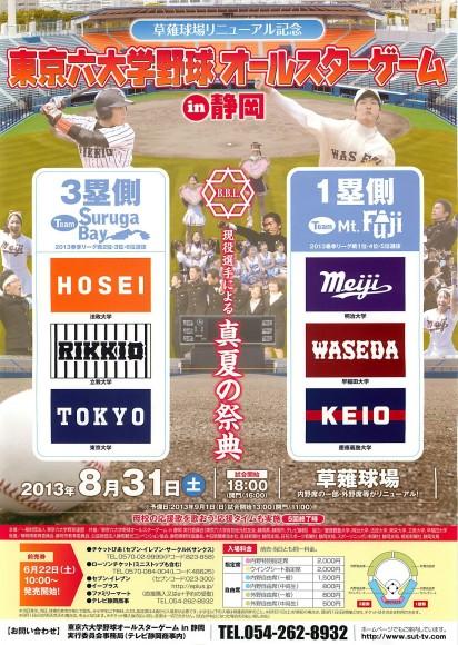 六大学野球オールスターゲーム