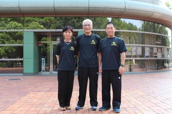 三枝代表&石井&小島コーチ