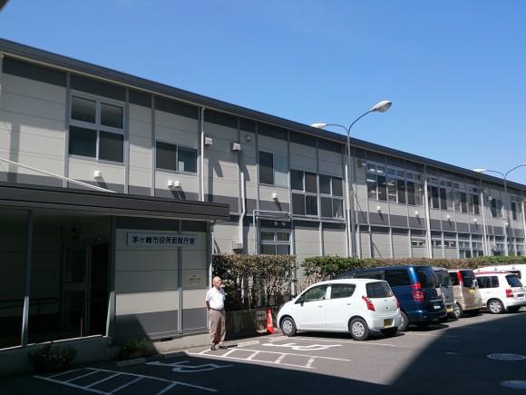 郡リース茅ヶ崎市役所仮庁舎
