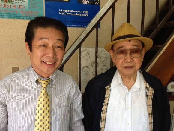 平石氏と加藤則夫氏