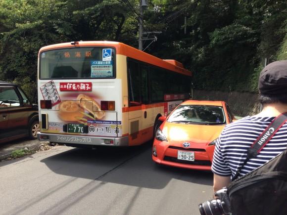 伊豆山神社線
