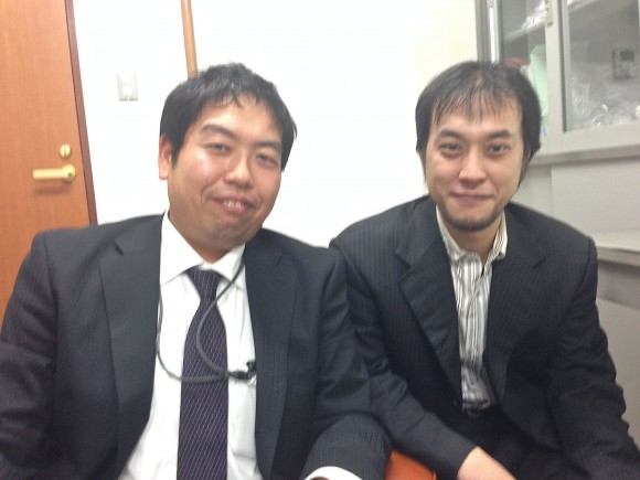 荻田&曽田氏
