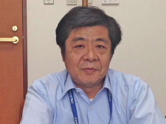 山田長寿介護課長