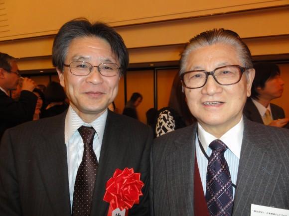文化庁佐伯氏と石森氏