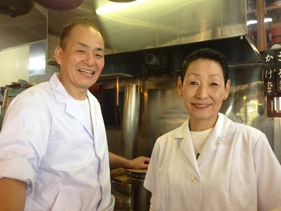 小川ご夫妻