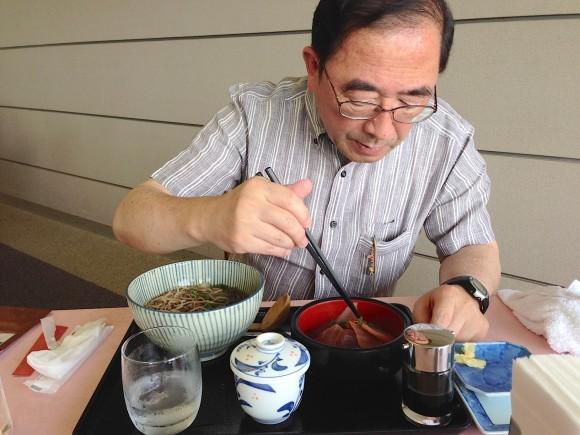 西熱海G昼飯