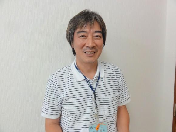山田環境課室長