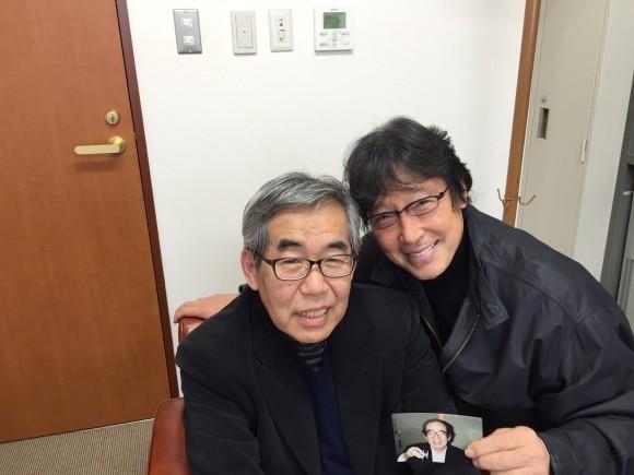 久保田氏と