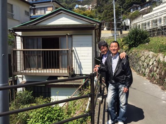 中田さん宅