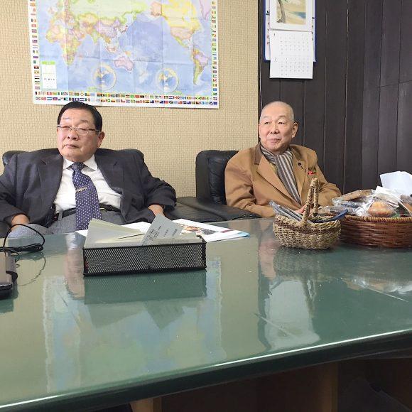 山下富士山国際観光協会代表理事