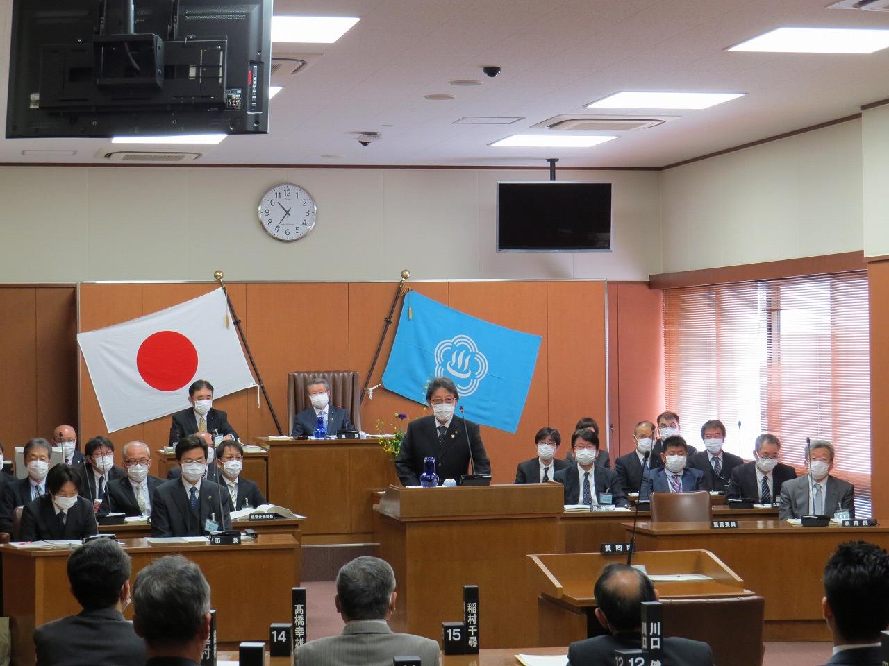 熱海市議会2月定例会。観光建設公営企業委員長報告。